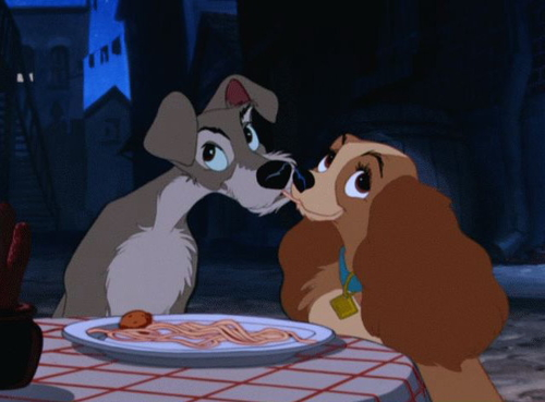 Phim Lady and The Tramp